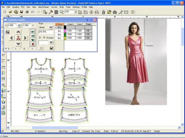 software application in fashion design